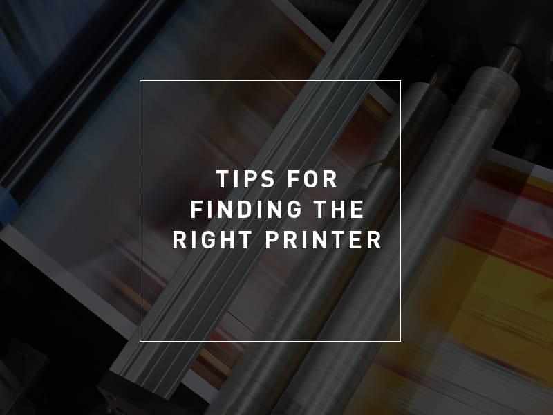 7 Best Tips for Finding the Right Printer for Your Business Needs
