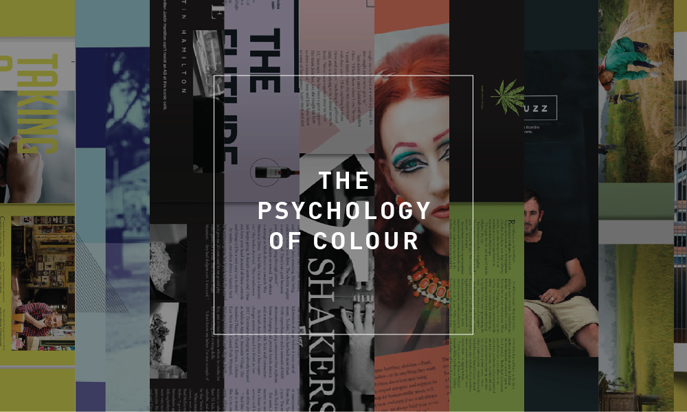 The Power Of Colour In Printed Media